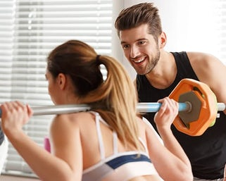 Trainer & Fitnessstudios