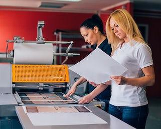 Druckereien