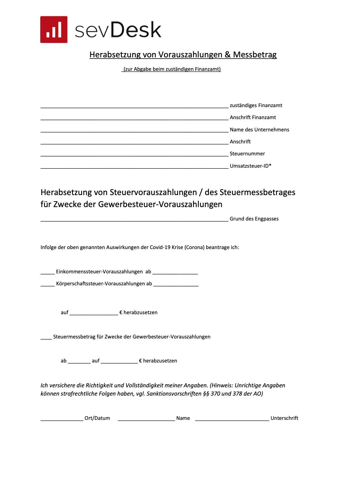 formular-herabsetzung-von-steuervorrauszahlung-und-messbetrag