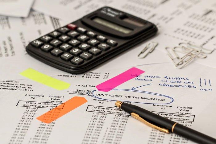 Vorsteuer berechnen