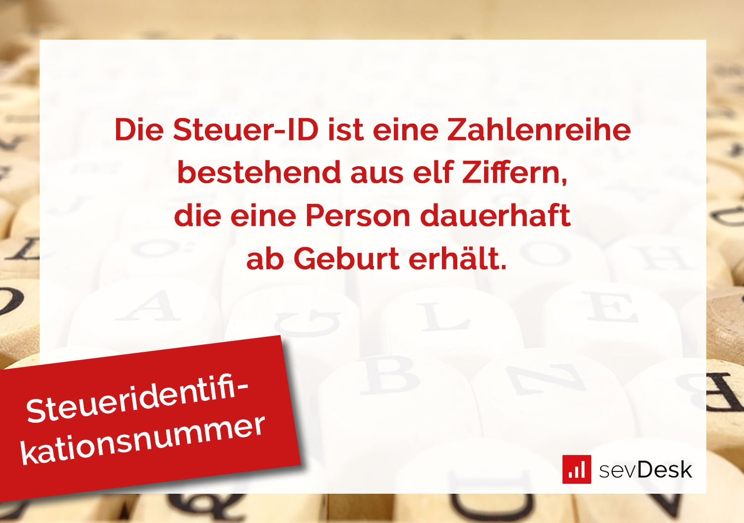 steuer id definition