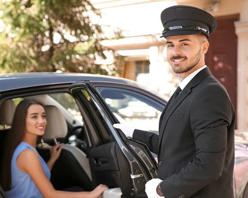 Personenbeförderung & Taxi
